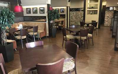 Банкетный зал кафе Атмосфера (Atmosfera) на Чкаловском проспекте фото 3