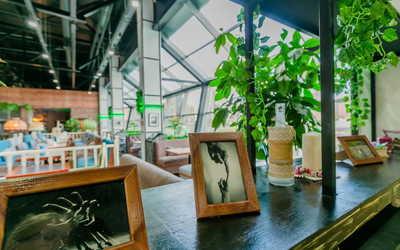 Банкетный зал ресторана Батат на ул. Михаила Дудина фото 3