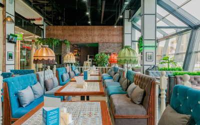 Банкетный зал ресторана Батат на ул. Михаила Дудина фото 1