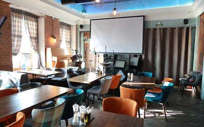 Банкетный зал ресторана Jazzberry (Джазберри) на Синопской набережной фото 3