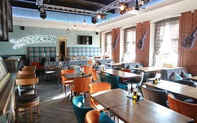 Банкетный зал ресторана Jazzberry (Джазберри) на Синопской набережной фото 1