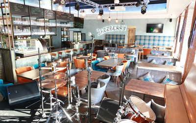 Банкетный зал ресторана Jazzberry (Джазберри) на Синопской набережной фото 2