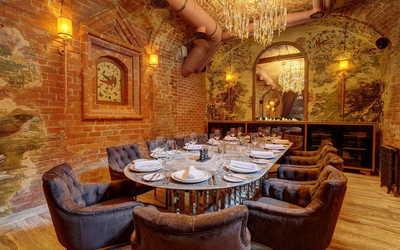 Банкетный зал ресторана Cacciatore на Берсенёвской набережной фото 2