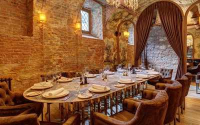 Банкетный зал ресторана Cacciatore на Берсенёвской набережной фото 3