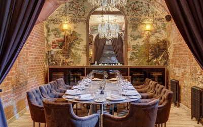 Банкетный зал ресторана Cacciatore на Берсенёвской набережной фото 1