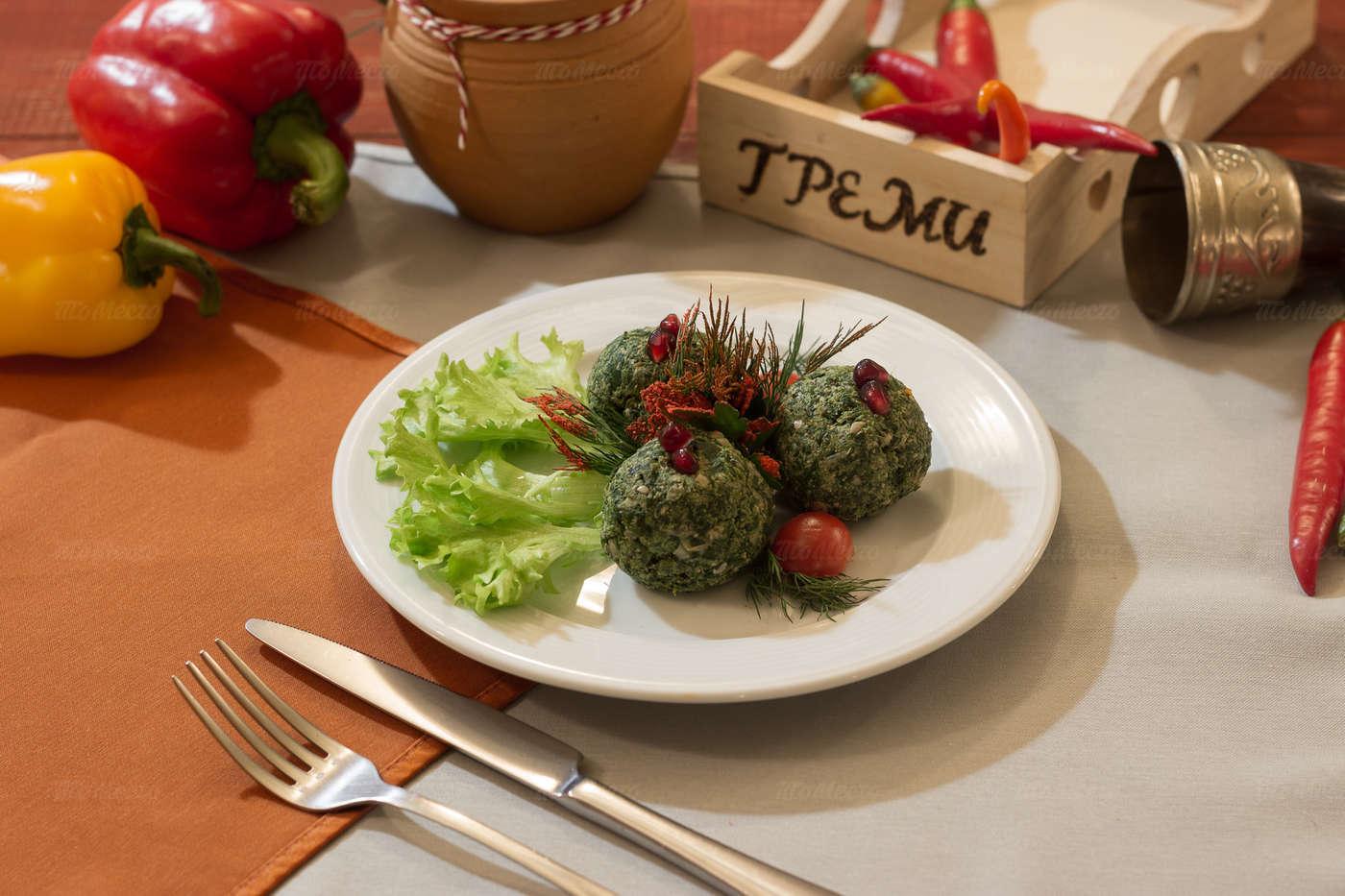Меню кафе Греми на Суворовском проспекте фото 23