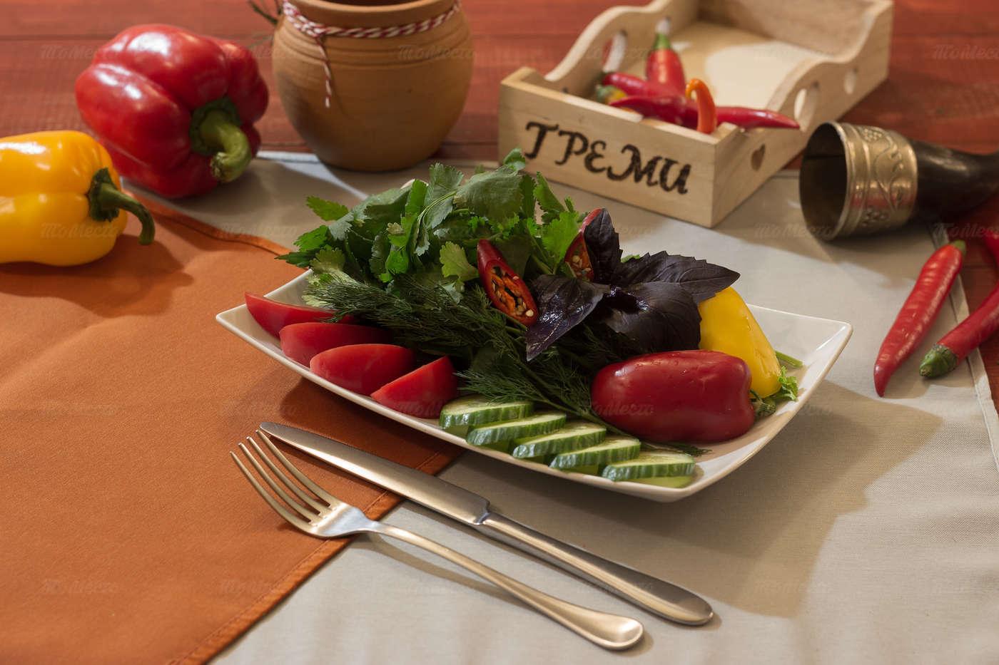Меню кафе Греми на Суворовском проспекте фото 18