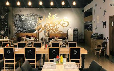 Банкетный зал ресторана Cutlet на Кировоградской улице фото 1