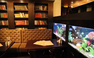 Банкетный зал паба Бирхаус паб на Цветном бульваре фото 3