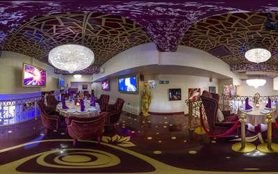 Банкетный зал ресторана Бархат на Волоколамском шоссе фото 1