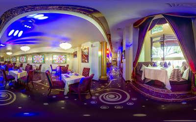 Банкетный зал ресторана Бархат на Волоколамском шоссе фото 2