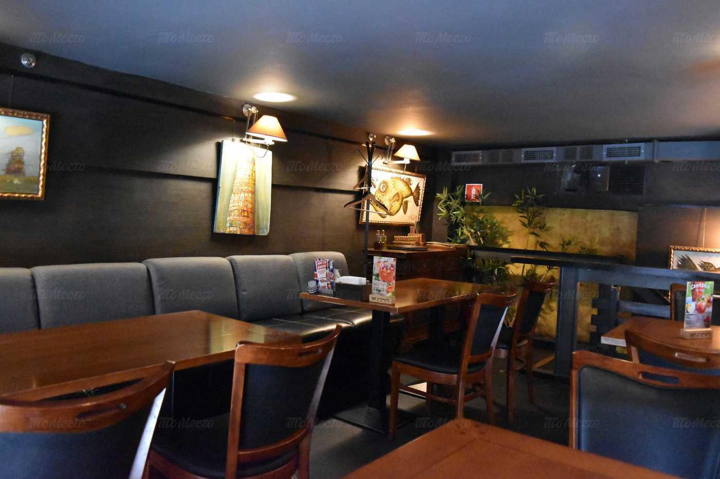 Ресторан Городское кафе 317 в Глубоком переулке фото 22