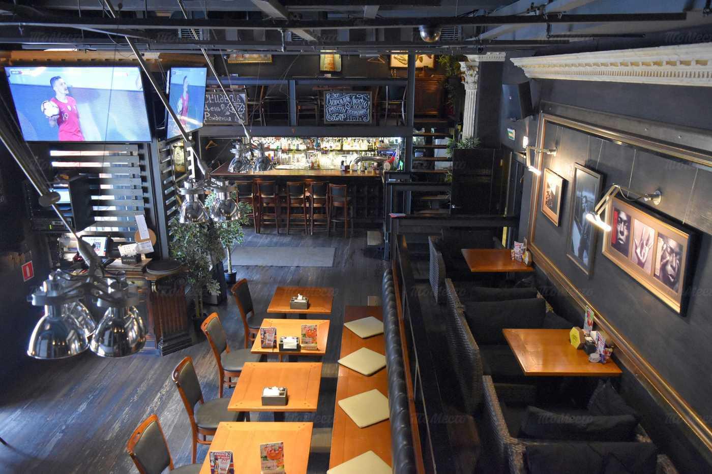Ресторан Городское кафе 317 в Глубоком переулке фото 8