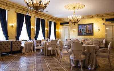 Банкетный зал ресторана Chateau Vintage на Невском проспекте фото 2