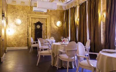 Банкетный зал ресторана Chateau Vintage на Невском проспекте фото 3