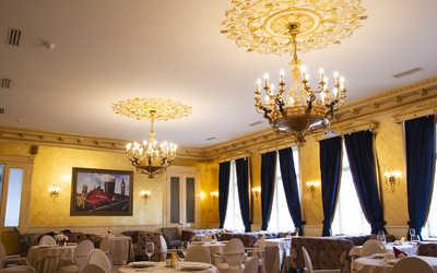 Банкетный зал ресторана Chateau Vintage на Невском проспекте фото 1