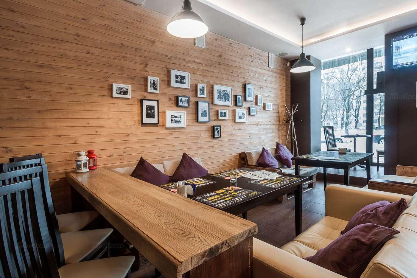 Ресторан Лиман (Liman) на Ланском шоссе фото 3