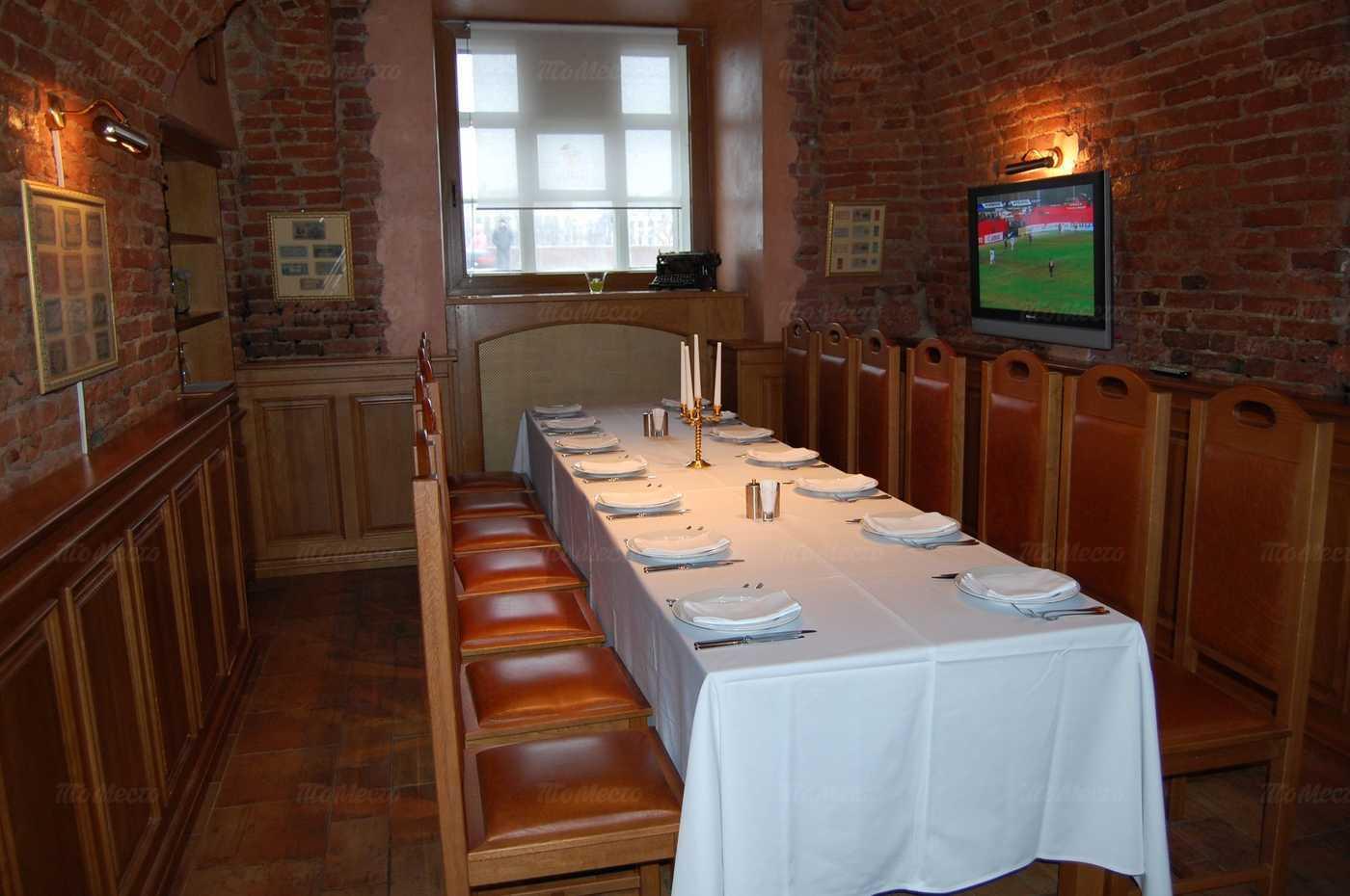 Ресторан Град Петров на Университетской набережной фото 9