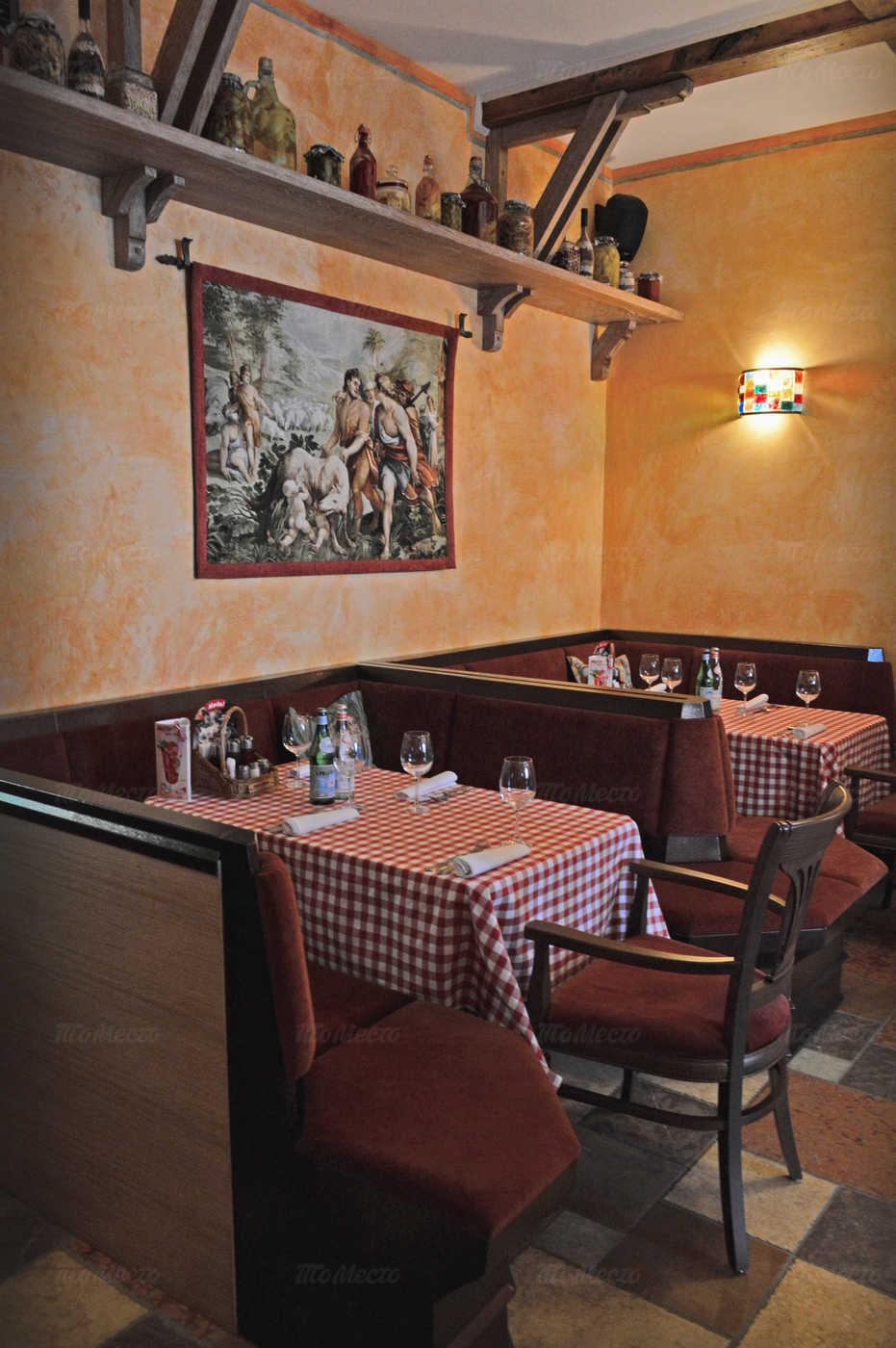 Ресторан Мама Рома (Mama Roma) на проспекте Большевиков фото 4