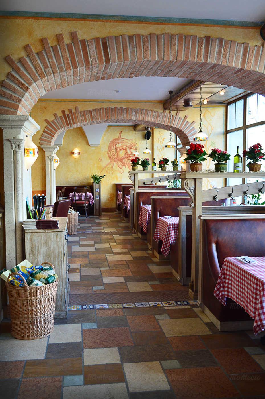 Ресторан Мама Рома (Mama Roma) на проспекте Большевиков фото 5