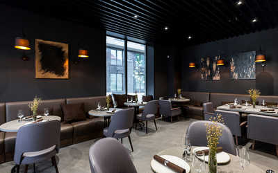 Банкетный зал ресторана Cameo на Большой Садовой улице фото 1