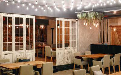 Банкетный зал ресторана ROST на улице Варварской фото 2