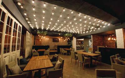 Банкетный зал ресторана ROST на улице Варварской фото 1