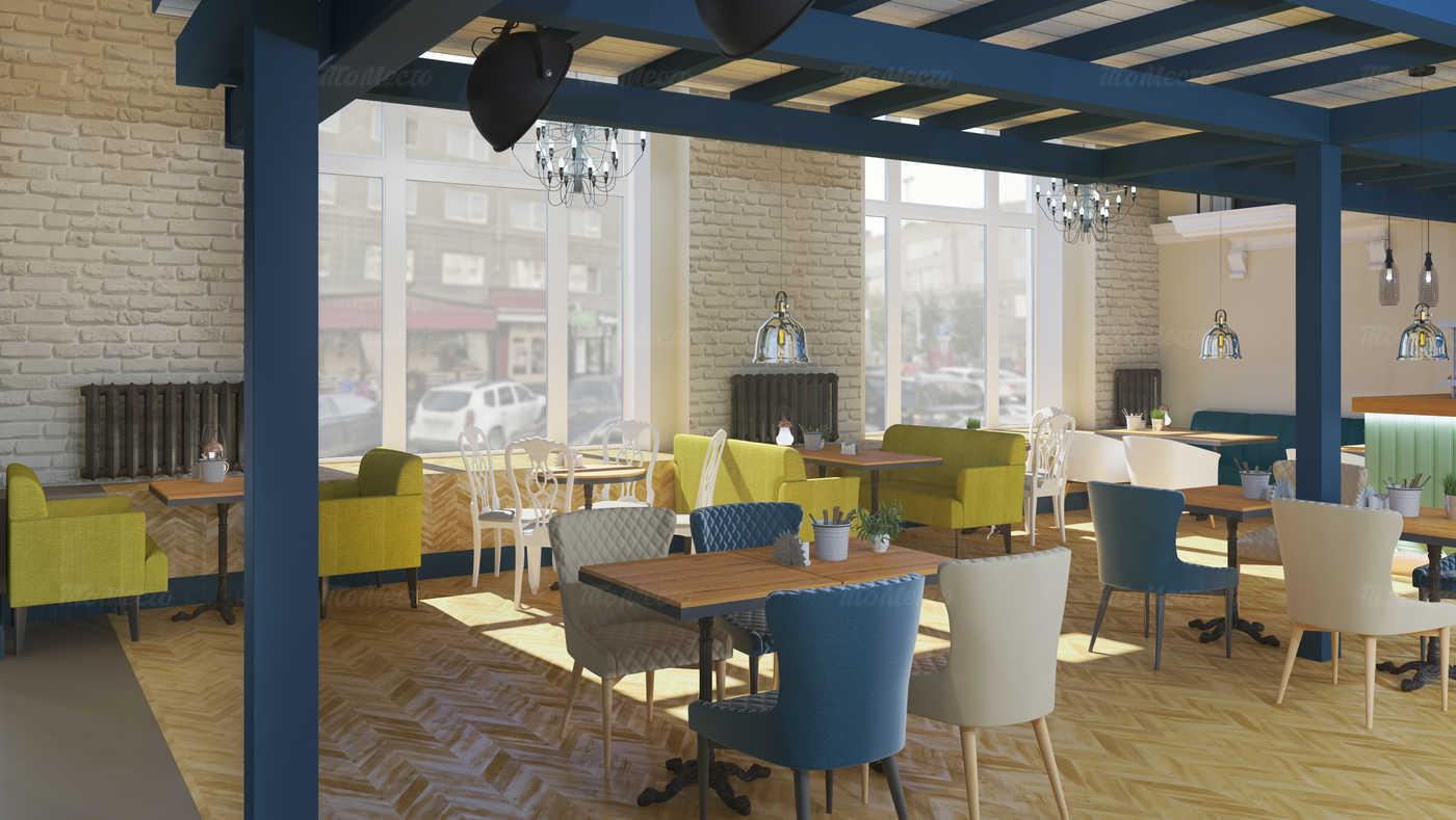 Ресторан Morricone pizza & wine (Морриконе пицца и вино) на улице Ленина фото 3