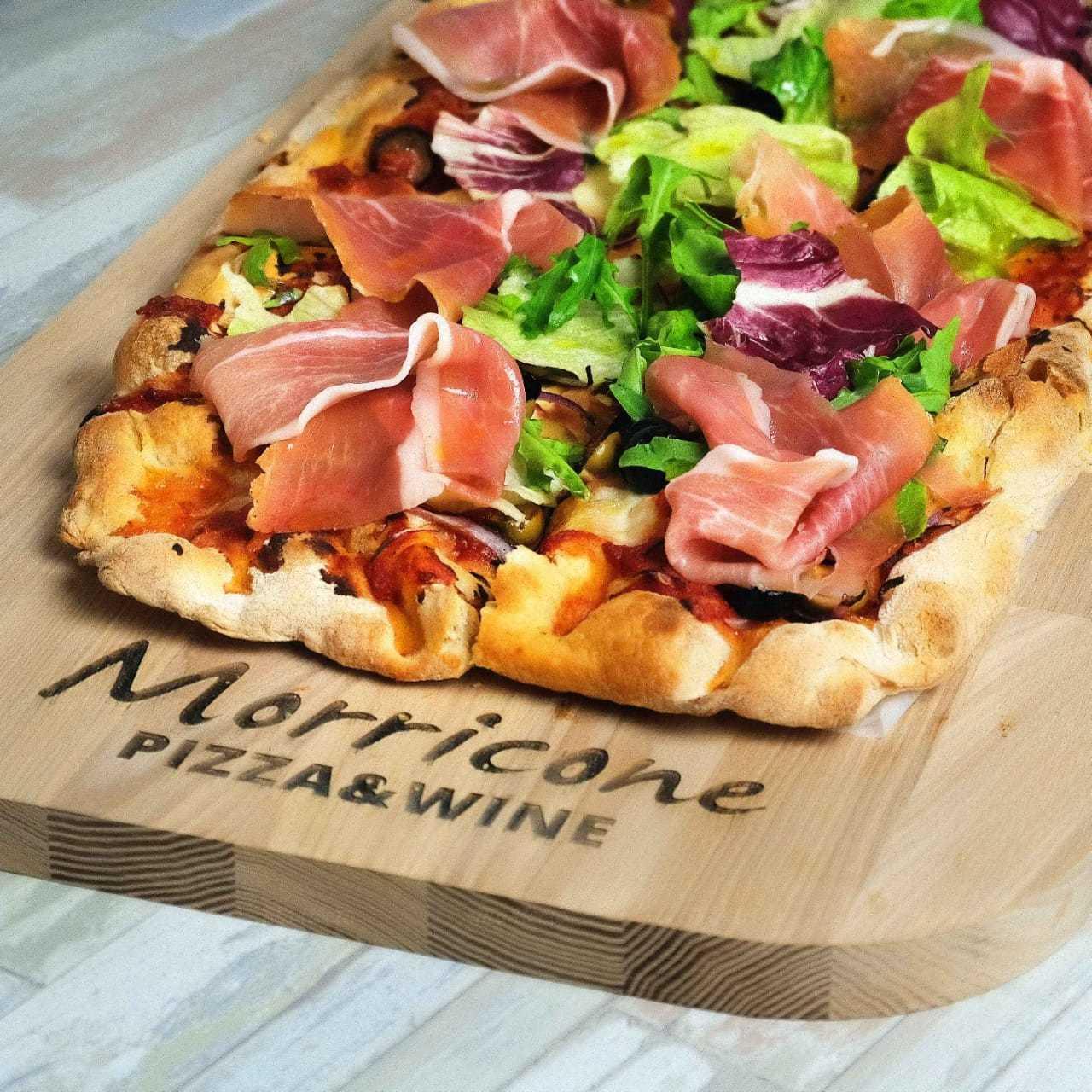 Меню ресторана Morricone pizza & wine (Морриконе пицца и вино) на улице Ленина фото 51