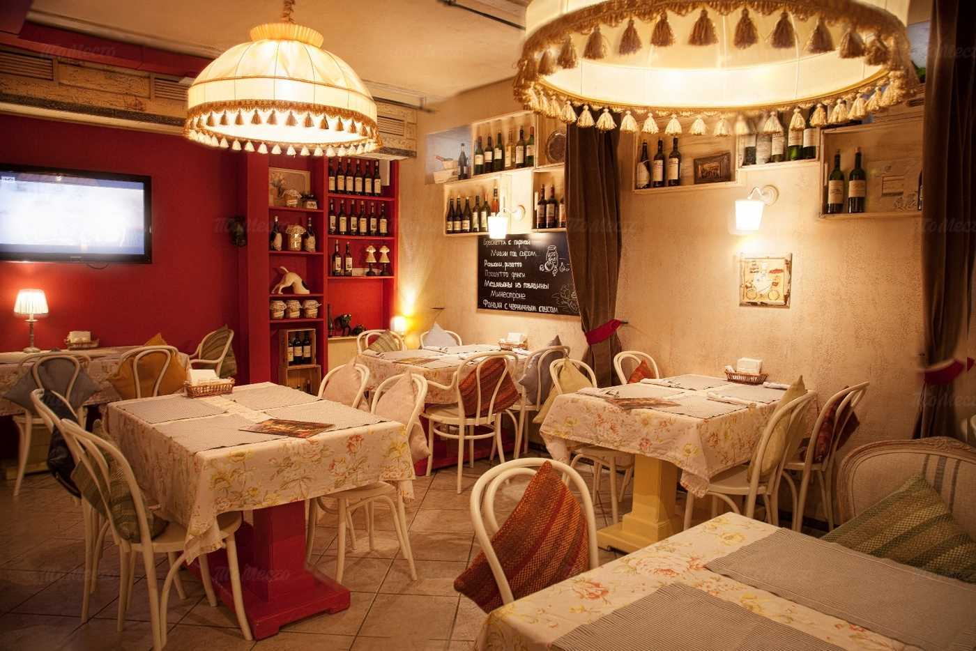 Ресторан Папа Пицциано (Papa Pizziano) на Новочеркасском проспекте фото 5