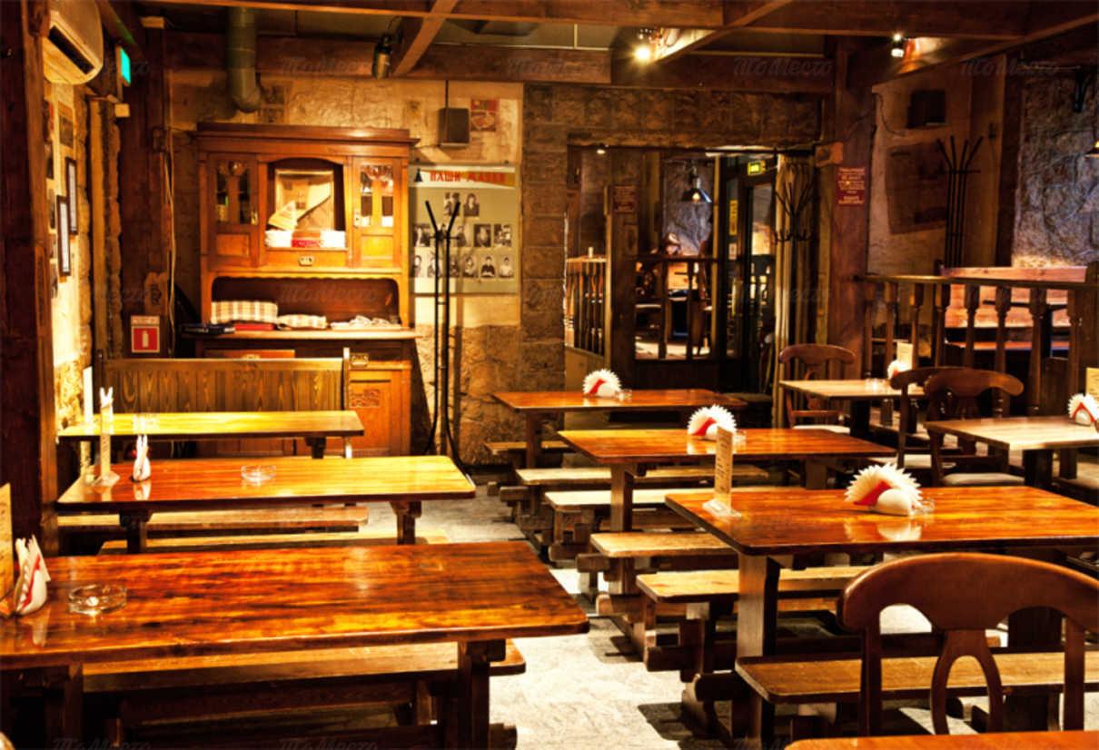 Ресторан Толстый Фраер на проспекте Луначарского фото 6