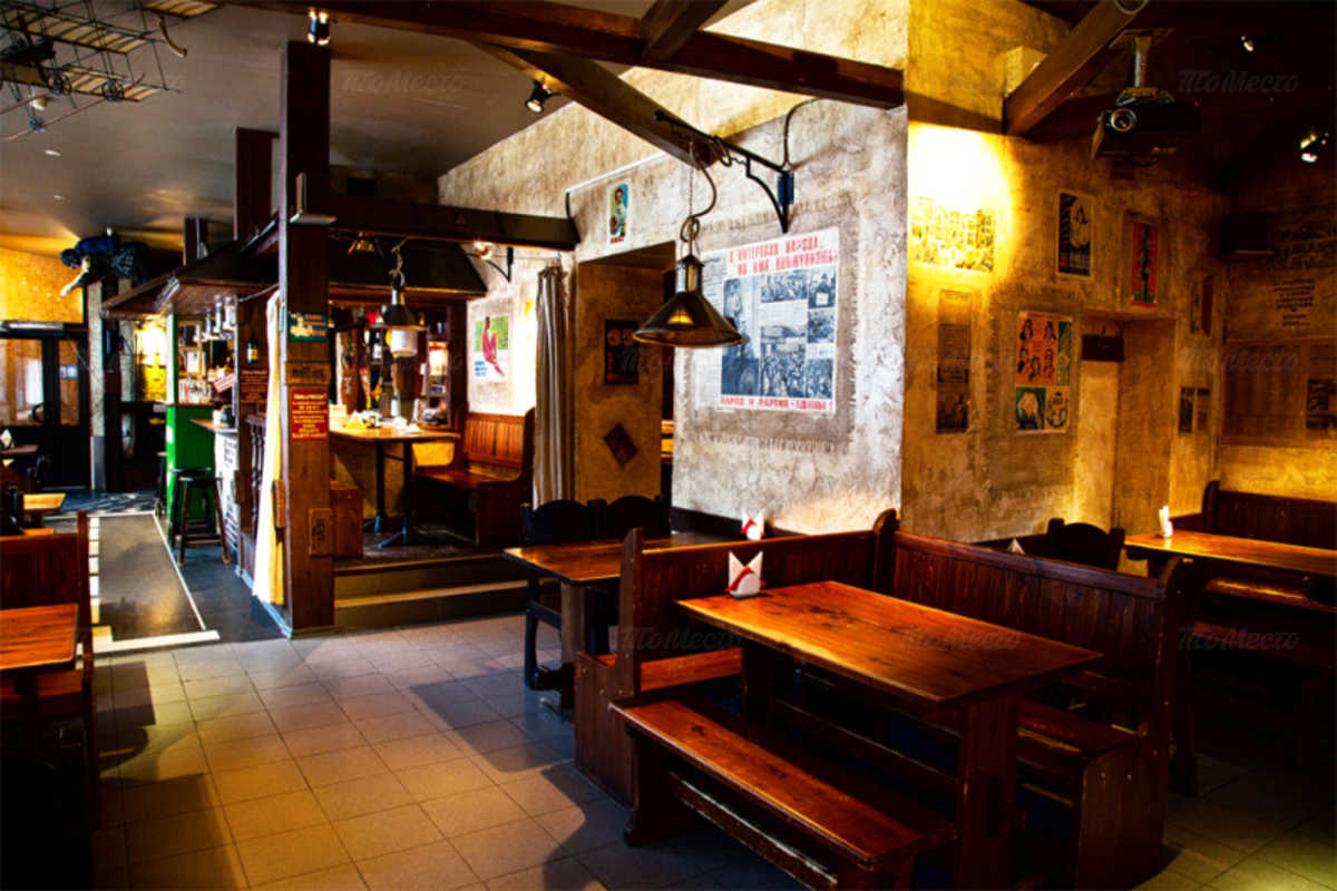 Ресторан Толстый Фраер на проспекте Луначарского фото 5