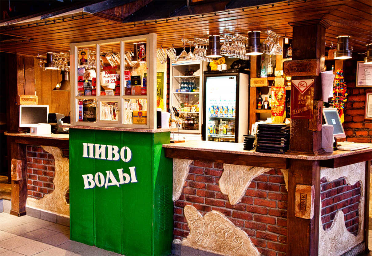 Ресторан Толстый Фраер на проспекте Луначарского