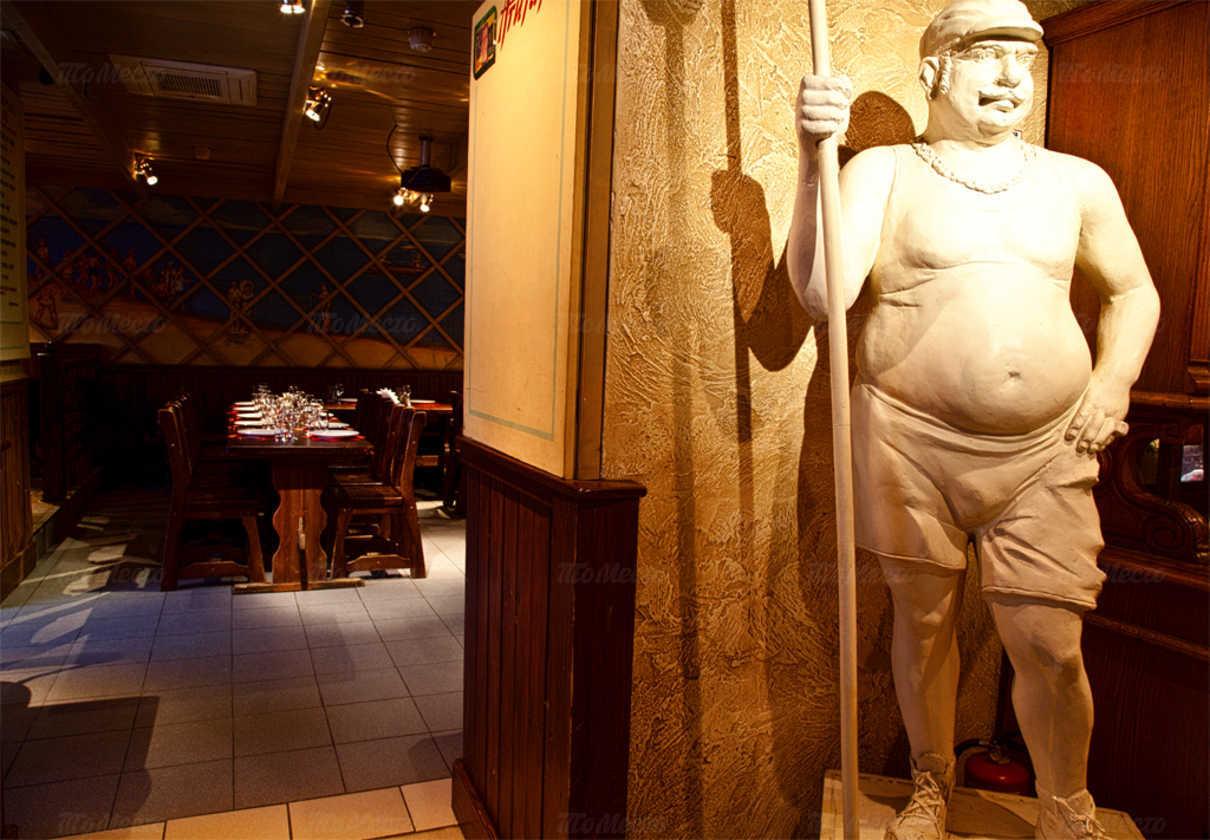 Ресторан Толстый Фраер на проспекте Луначарского фото 8