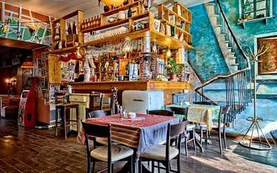 Банкетный зал кафе Коммунальная страна на Кронверкском проспекте фото 2