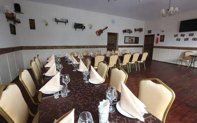 Банкеты кафе Коммунальная страна на Кронверкском проспекте фото 1
