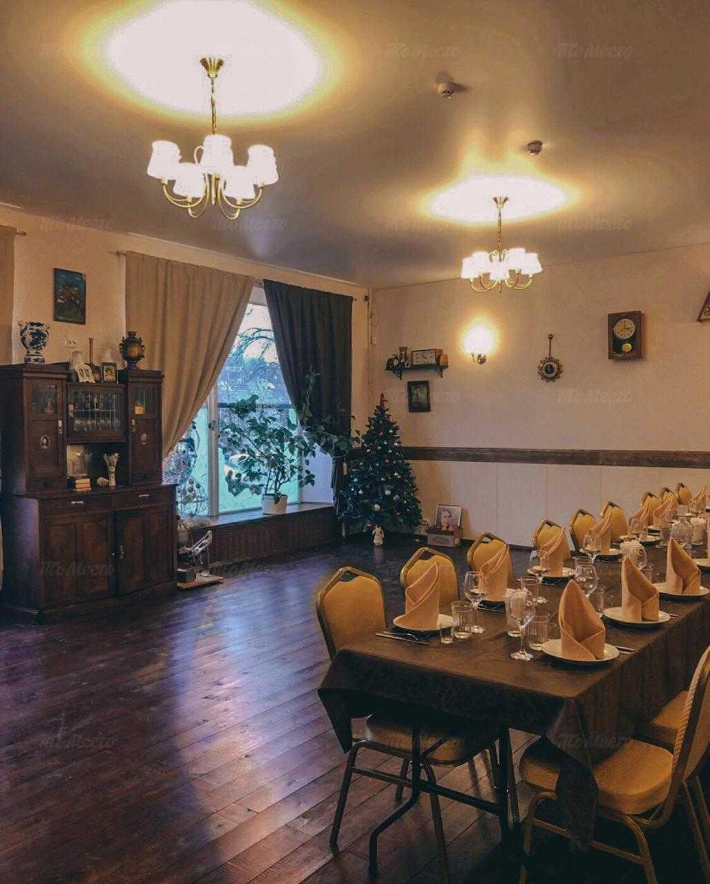 Банкеты кафе Коммунальная страна на Кронверкском проспекте фото 2