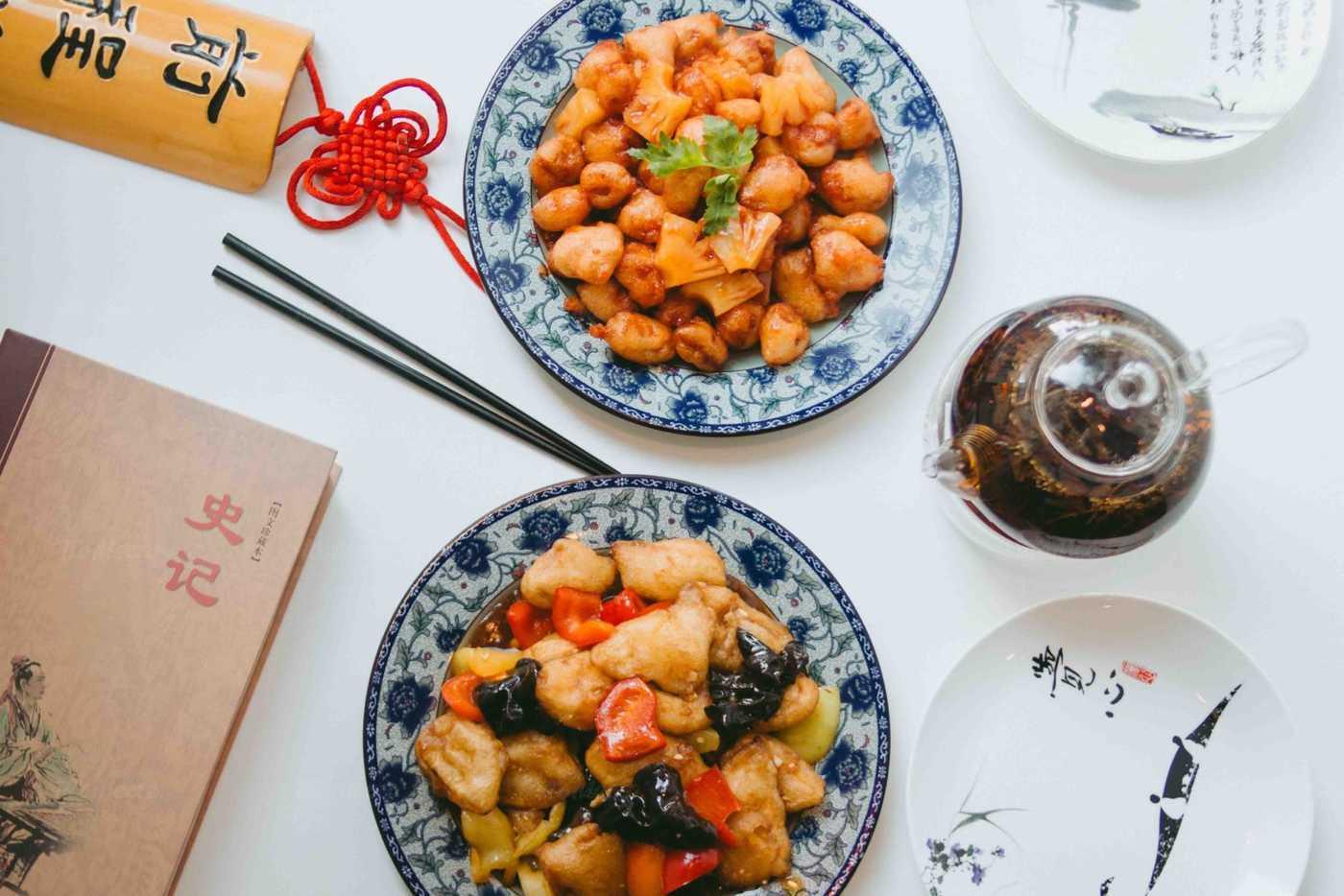 Меню ресторана Цзао Ван на Перекопской фото 45