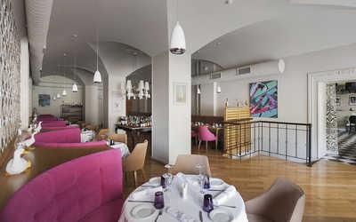 Банкетный зал ресторана Антре (Entree) на проспекте Бакунина фото 1