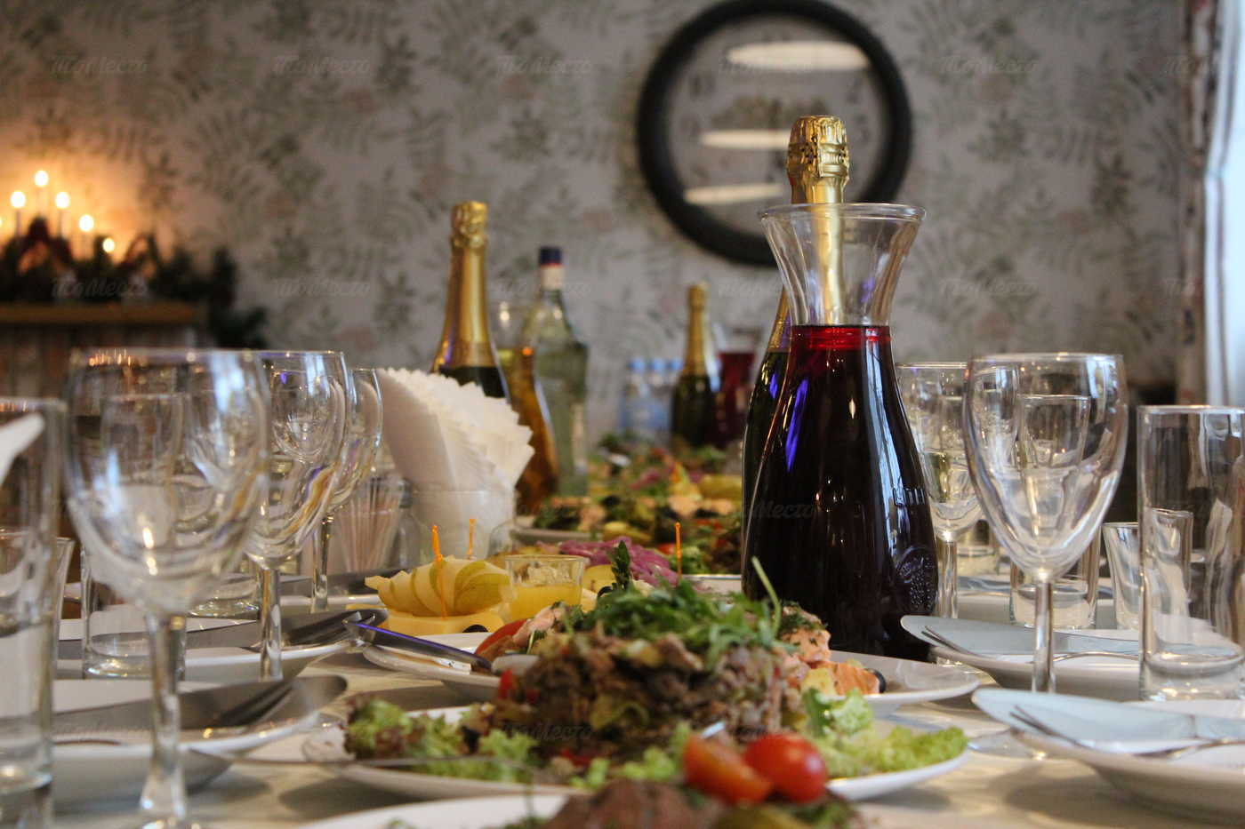 Меню ресторана Посиделки на Светлановском проспекте фото 24