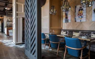 Банкетный зал ресторана G&G (Grill & Garden) на улице Народного Ополчения фото 3
