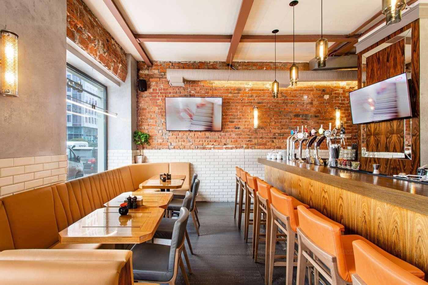 Ресторан Корнер (Corner) на Большой Грузинской фото 4