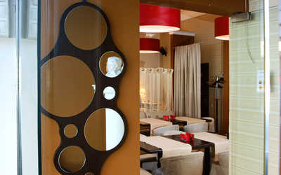 Банкетный зал кафе Баловень на Валовой улице фото 2