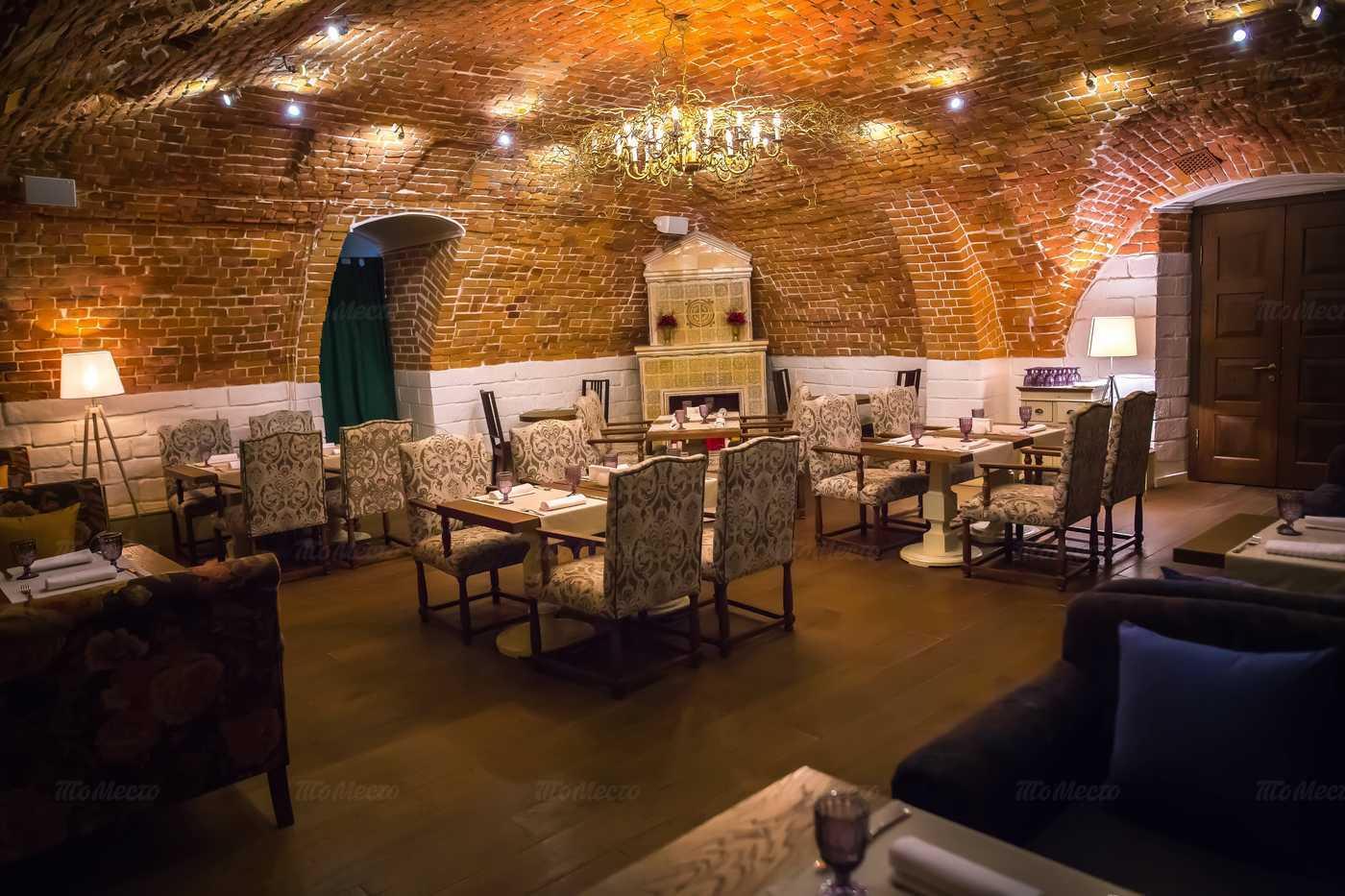 Ресторан Амбассадория на Комсомольском проспекте