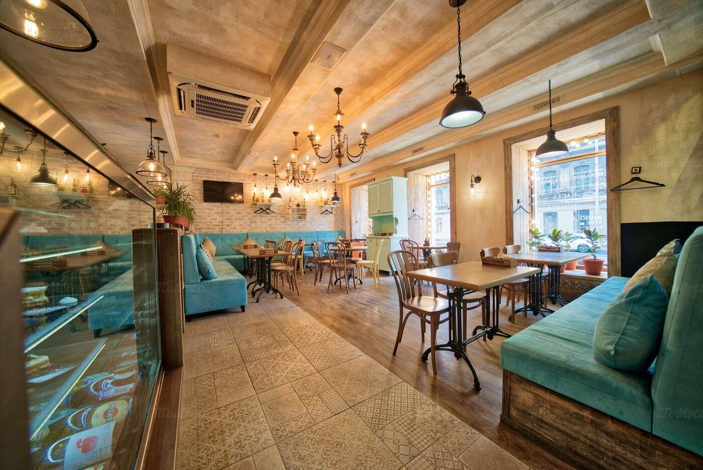 Ресторан Лиман (Liman) на улице Восстания фото 4
