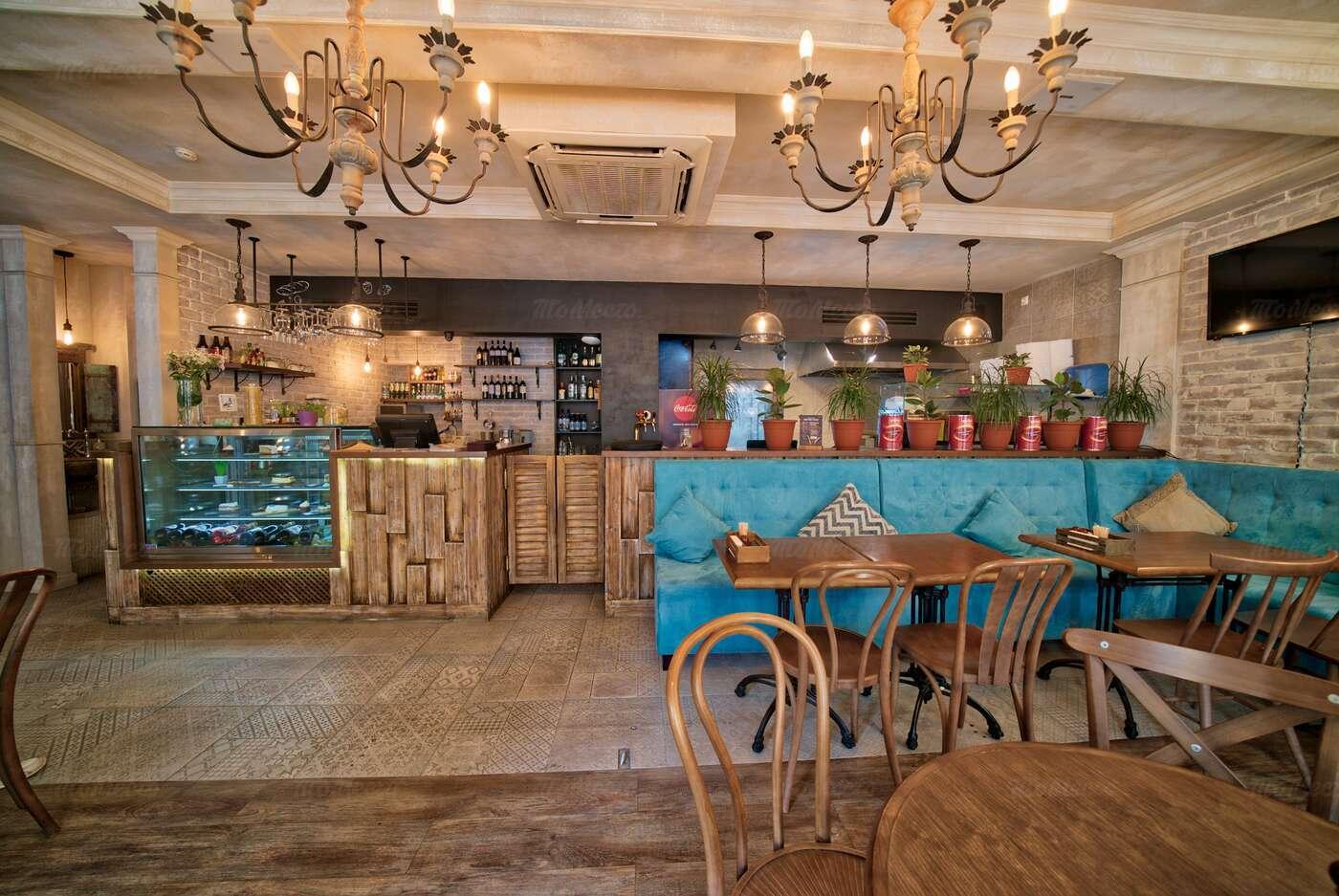Ресторан Лиман (Liman) на улице Восстания