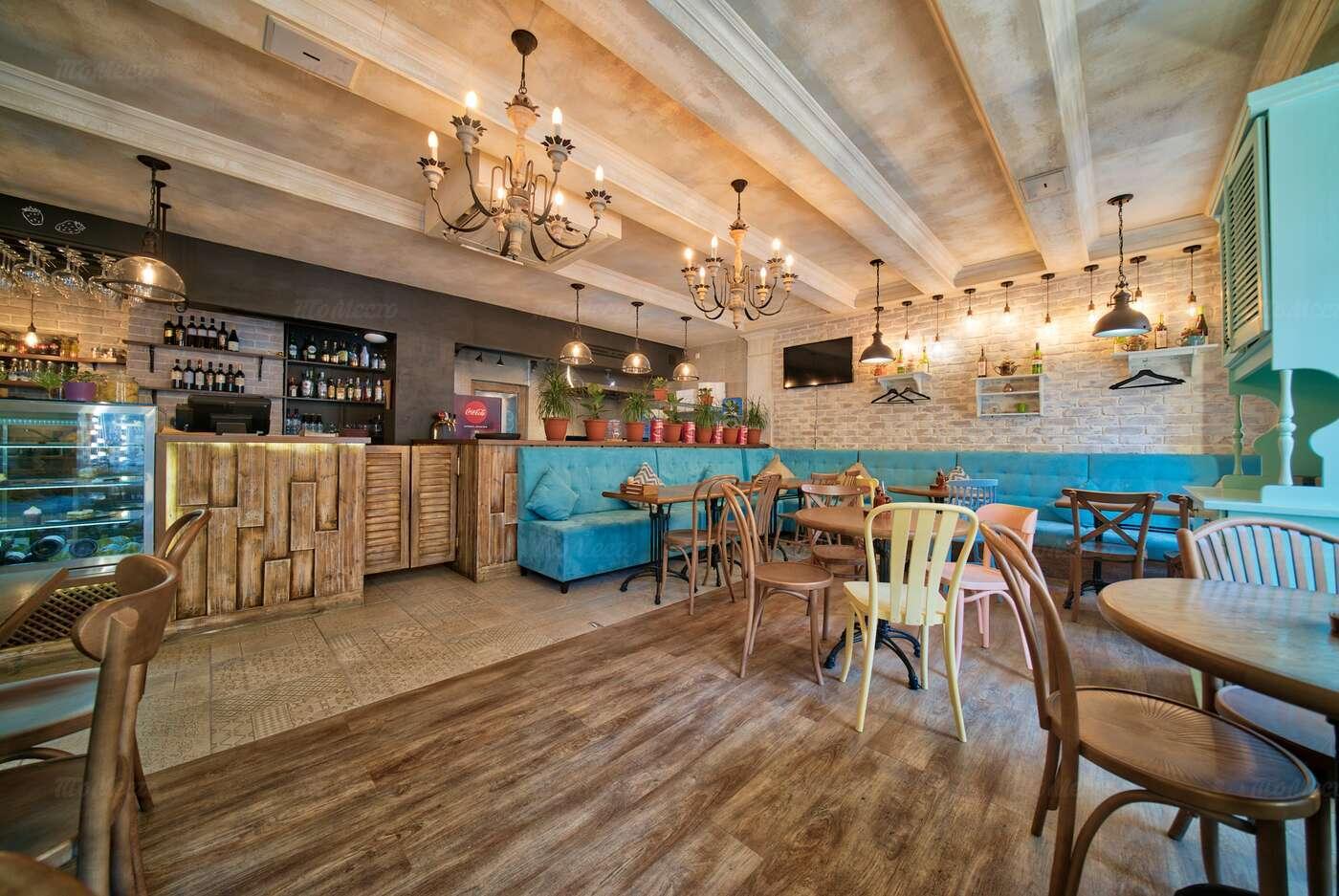 Ресторан Лиман (Liman) на улице Восстания фото 7