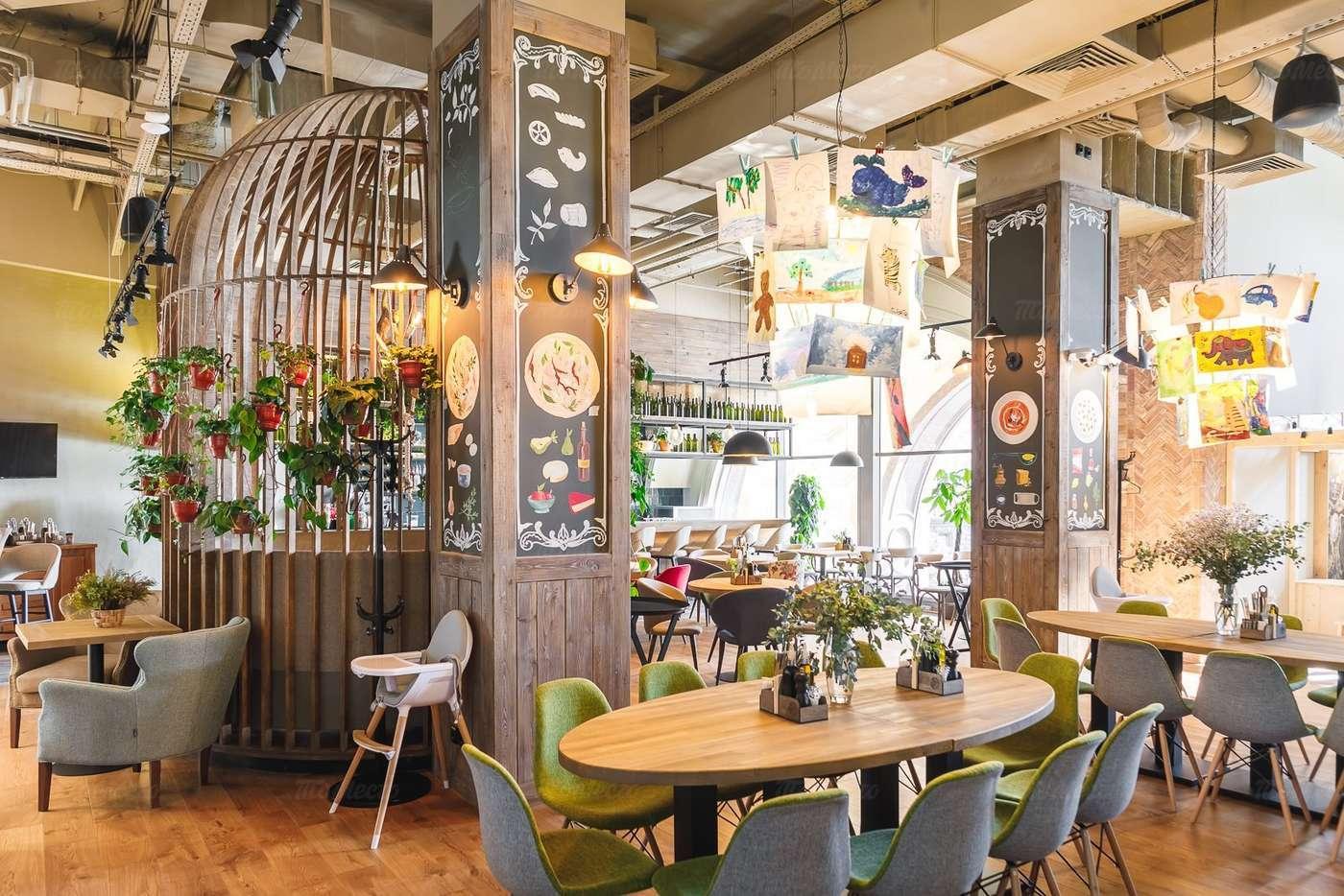 Ресторан Osteria Mario (Остерия Марио) в Театральном проезде