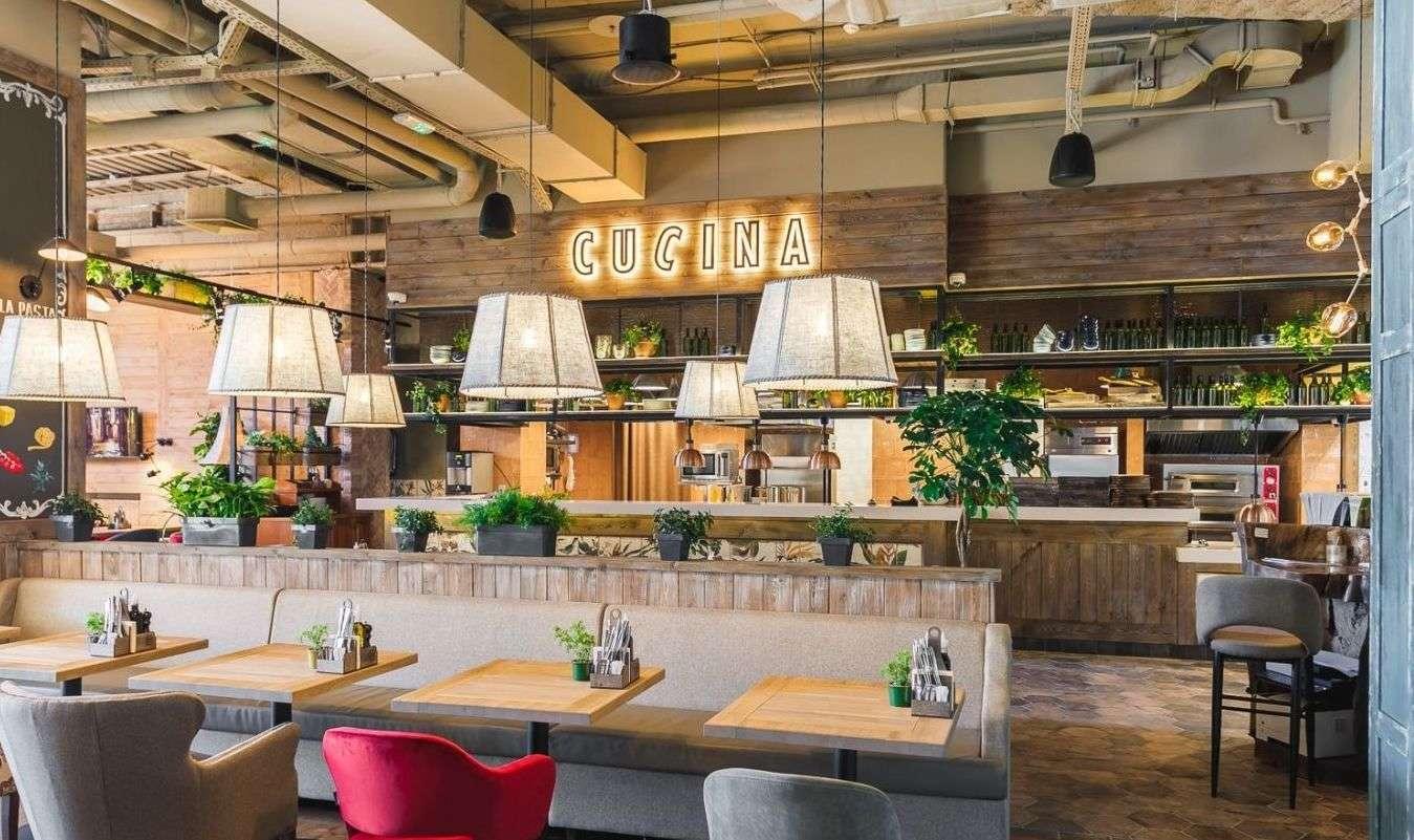 Ресторан Osteria Mario (Остерия Марио) в Театральном проезде фото 3