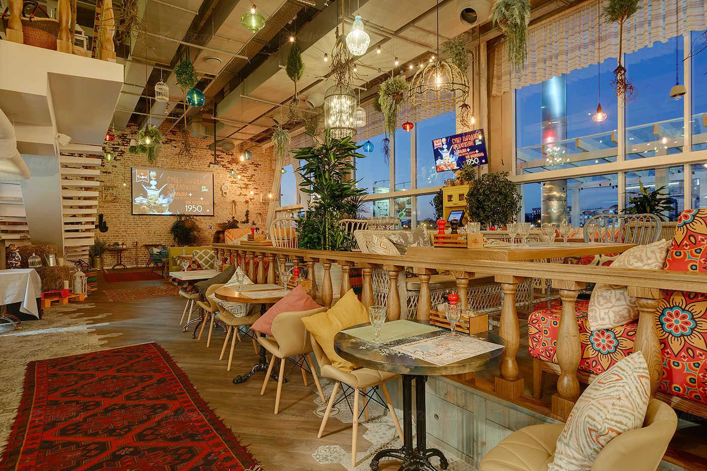 Ресторан Чайхана Чабрец на Аптекарской набережной фото 6